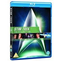 Star Trek 5 - The Final Frontier (Remastered Edition) (Blu-Ray)