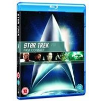 Star Trek 8 - First Contact (Remastered Edition) (Blu-Ray)