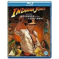Indiana Jones and Raiders of the Lost Ark (Blu-Ray)
