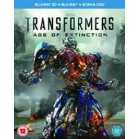 Transformers: Age of Extinction (Blu-ray 3D)
