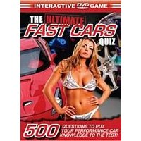 Ultimate Fast Cars Quiz, The (DVD Interactive)