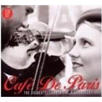 Various Artists - Cafe De Paris (The Absolutely Essential Collection) (Music CD)