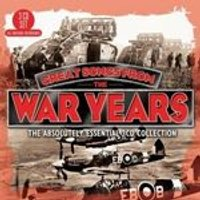 Various Artists - Great Songs From the War Years (Music CD)