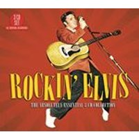 Elvis Presley - Rockin Elvis (The Absolutely Essential 3 CD Collection) (Music CD)
