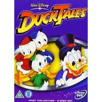 Duck Tales - Series 1 (Disney Box Set)(Three Discs)