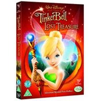 Tinker Bell And The Lost Treasure (Disney)