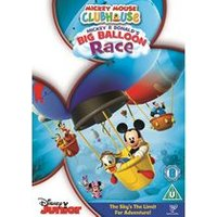 Mickey Mouse Clubhouse: Mickey and Donalds Big Balloon Race