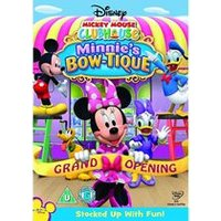 Mickey Mouse Clubhouse: Minnies Bowtique