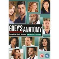 Greys Anatomy Season 9