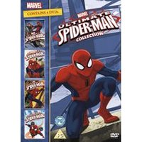 Ultimate Spider-Man Boxset (Volumes 1-4)