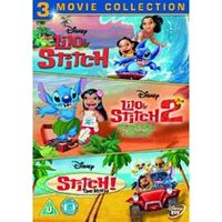 Lilo And Stitch Collection - Lilo And Stitch / Lilo And Stitch 2 / Stitch! - The Movie