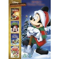 Mickey Christmas Collection 4 DVD Box set