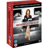 Body Of Proof Season 1-3 Complete Collection