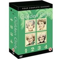 Golden Girls Seasons 1-4 (Box Set)