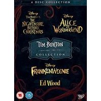 Tim Burton Collection (Boxset)
