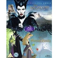 Maleficent /Sleeping Beauty [Blu-ray]
