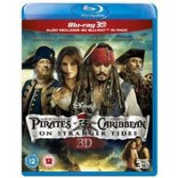 Pirates of the Caribbean 4 - (3D/2D Blu-Ray)