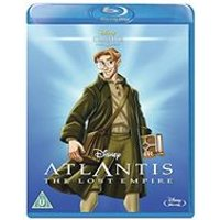 Atlantis The Lost Empire [Blu-ray]