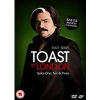 Toast Of London: Series 1-3 [DVD]