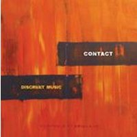 Contact - Discreet Music (Music CD)