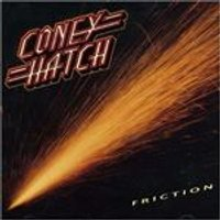 Coney Hatch - Friction (Music CD)