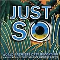 John Barrowman - Just So (Music CD)