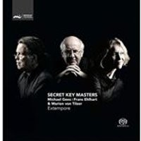 Secret Key Masters (Music CD)