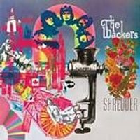 The Wackers - Shredder (Music CD)