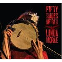 Linda Mcrae - 50 Shades Of Red (Music CD)