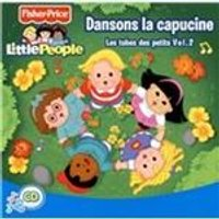 Various Artists - Little People (Dansons La Capucine Les Tubes des Petits, Vol. 2) (Music CD)