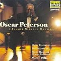 Oscar Peterson - Summer Night In Munich (Music CD)