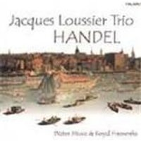 Jacques Loussier - Handels Water Music And Royal Fireworks