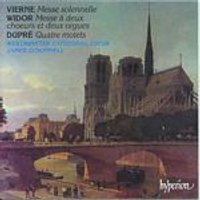 ODonnell/Westminster Cath Chr - Vierne/Widor/Dupre/French Cathedral (Music CD)