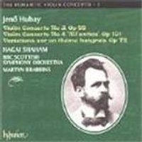 Hubay: Violin Concertos Nos 3 and 4