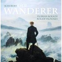 Schubert: Der Wanderer (Music CD)