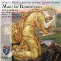 Music for Remembrance (Music CD)