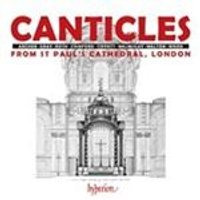 Canticles from St. Pauls Cathedral, London (Music CD)