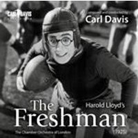 Carl Davis: The Freshman (Music CD)
