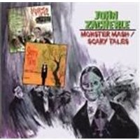 John Zacherle - Monster Mash/Scary Tales (Music CD)