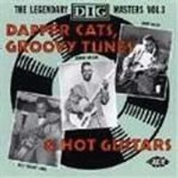 Various Artists - Legendary Dig Masters Vol.3, The (Dapper Cats Groovy Tunes & Hot Guitars)