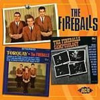 The Fireballs - Torquay/Campusology (Music CD)