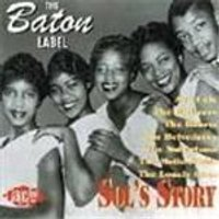 Various Artists - Sols Story (The Baton Label)