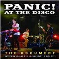Panic! At the Disco - Document (Music CD)