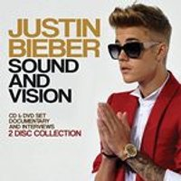 Justin Bieber - Sound and Vision (Music CD)
