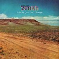 Preteen Zenith - Rubble Guts & BB Eye (Music CD)