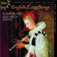 English Lute Songs (Music CD)
