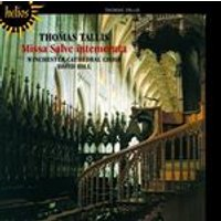 Tallis: Missa Salve Intemerata (Music CD)