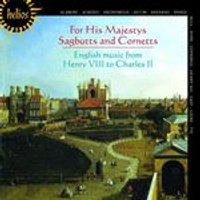 English Music from Henry VIII to Charles II (Music CD)