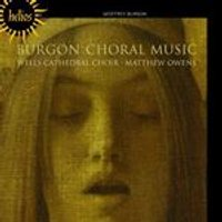 Burgon: Choral Music (Music CD)