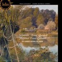 Schubert: Trout Quintet; Hummel: Piano Quintet (Music CD)